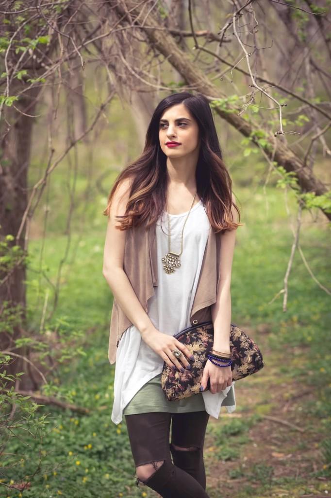 Jessie Holeva fashion blog
