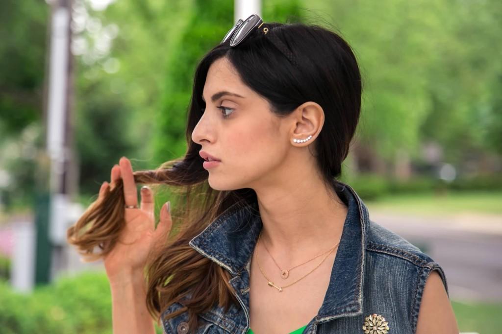 Philadelphia style blogger Jessie Holeva