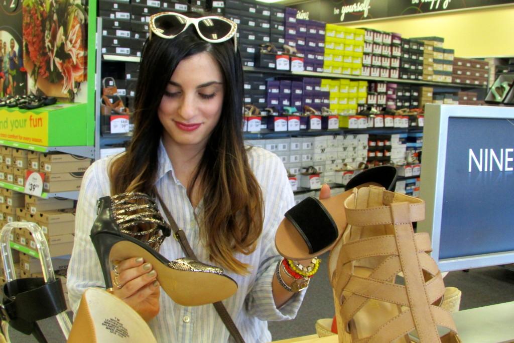 Shoe Carnival x Jessie Holeva