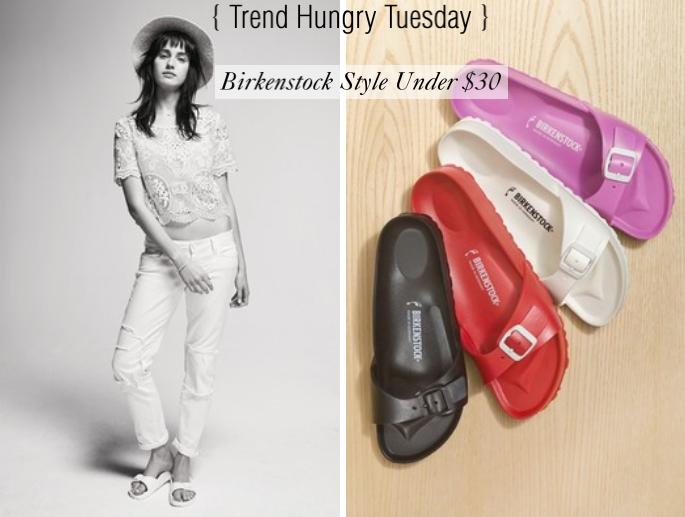 Birkenstock shoes under $30
