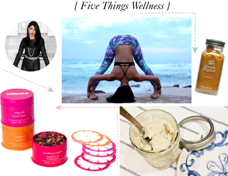 { Five Things Wellness } Iced Tea Cocktails To Cool You Down