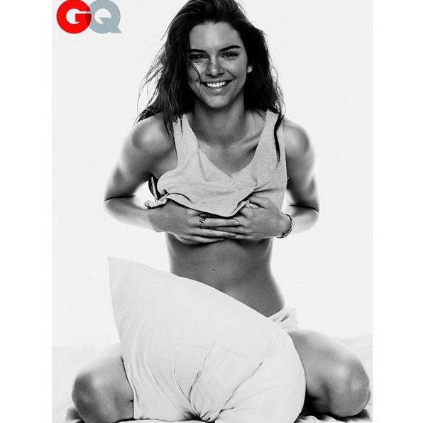 Kendall Jenner strobe