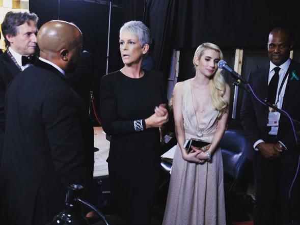 Emma Robert 2014 Emmys