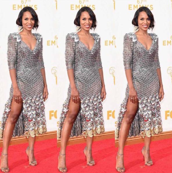 Kerry Washington Emmys 2015