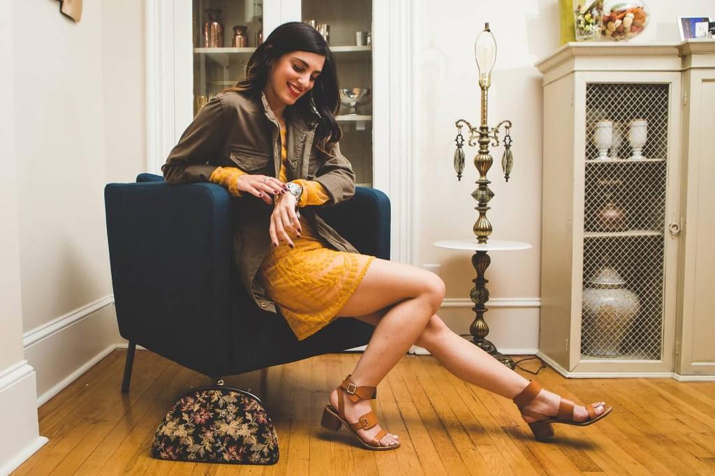 Style Blogger Jessie Holeva fall fashion