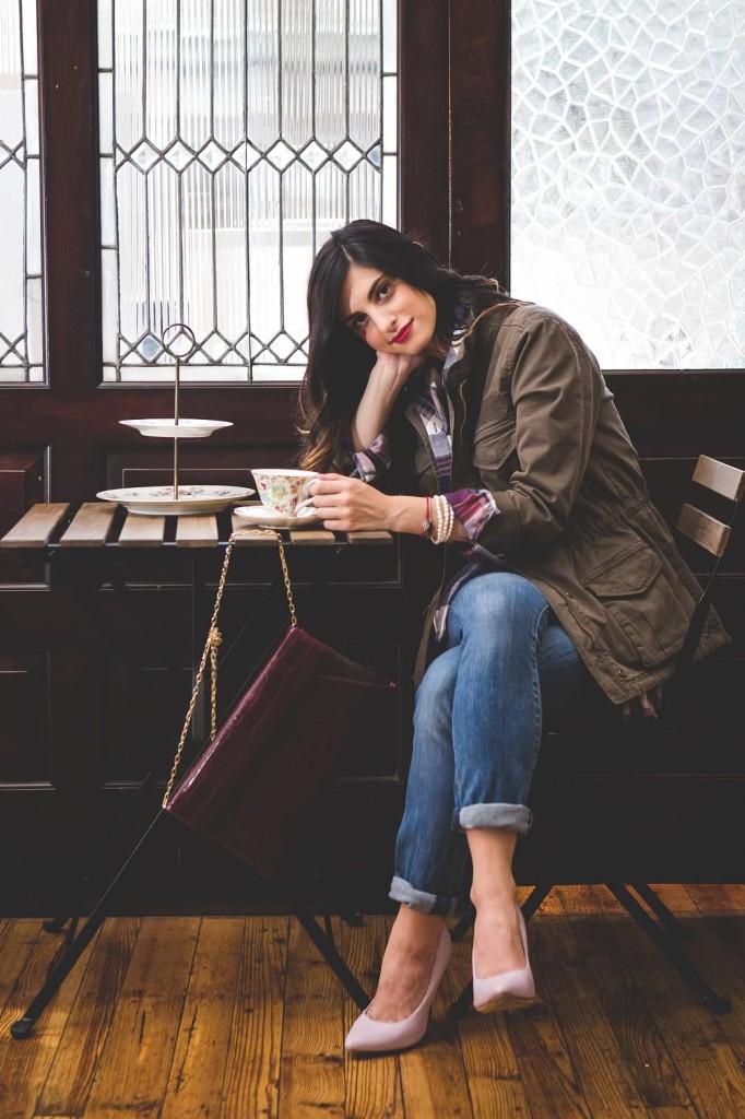 Fall fashion Jessie Holeva