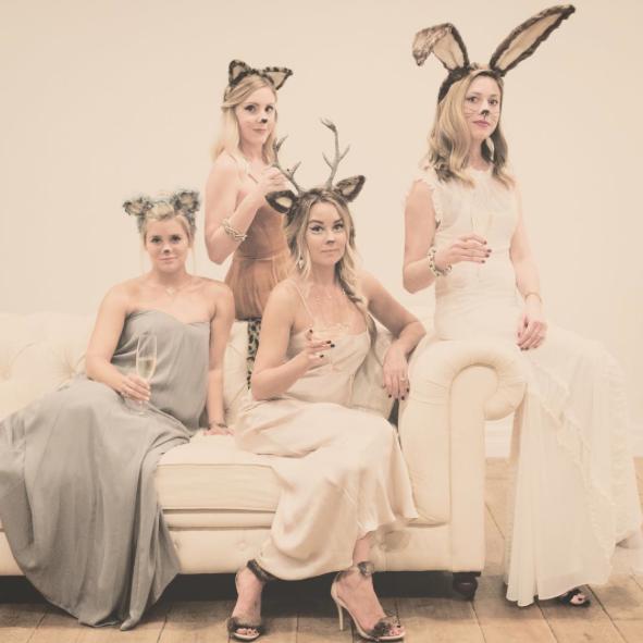 Lauren Conrad DIY Halloween Costume, Party Animals