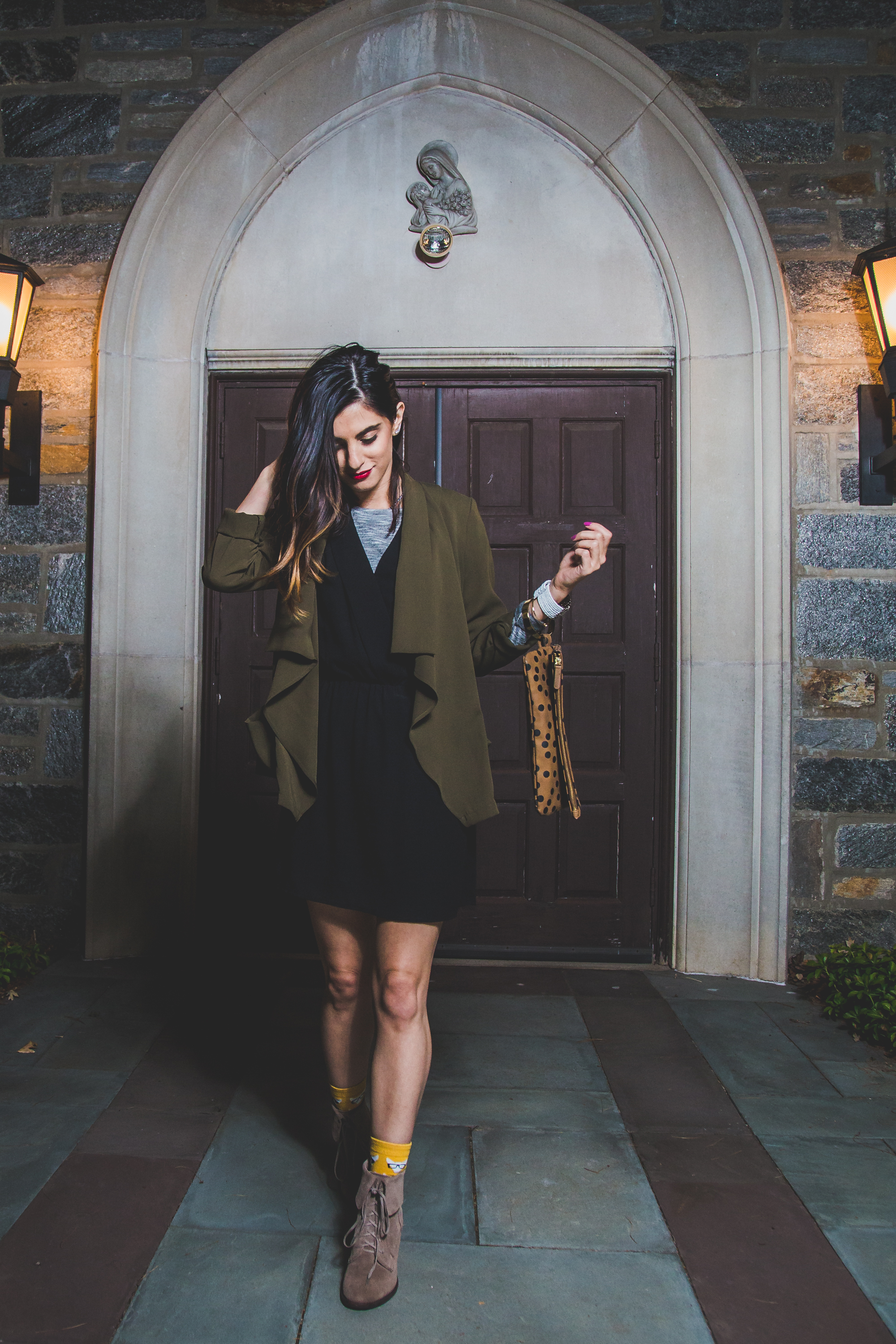 Philadelphia Fashion Blogger Jessie Holeva