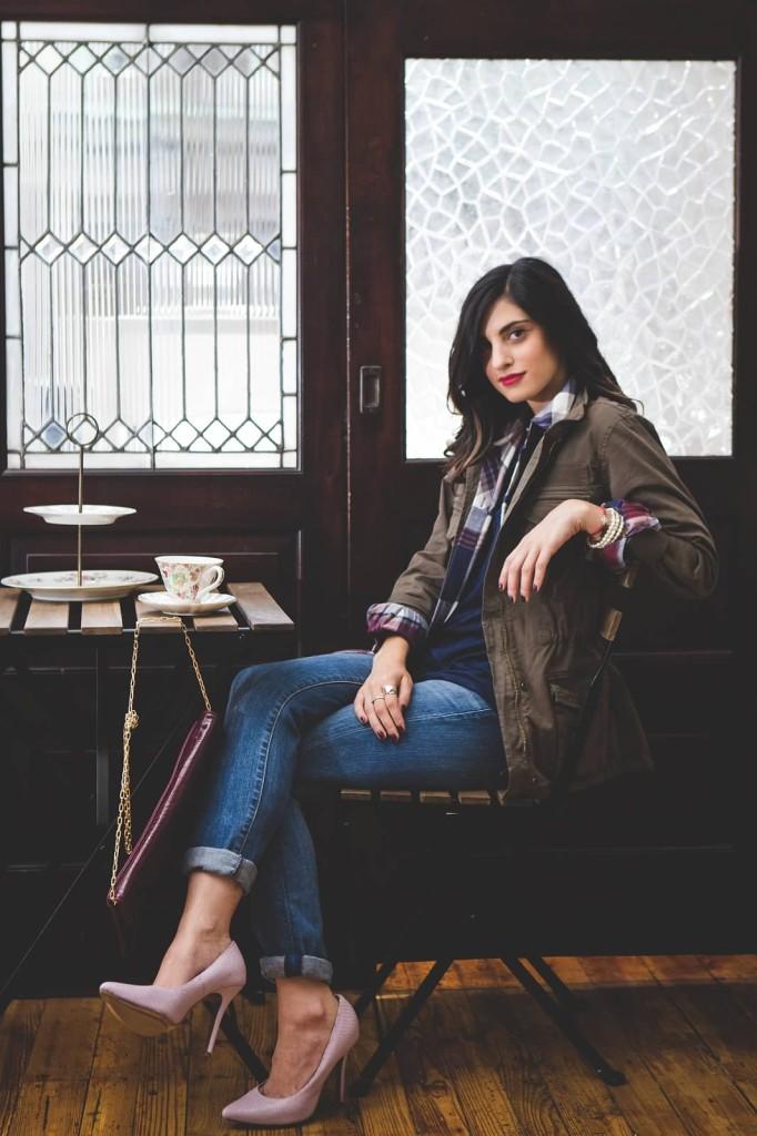 Philadelphia Fashionista Jessie Holeva