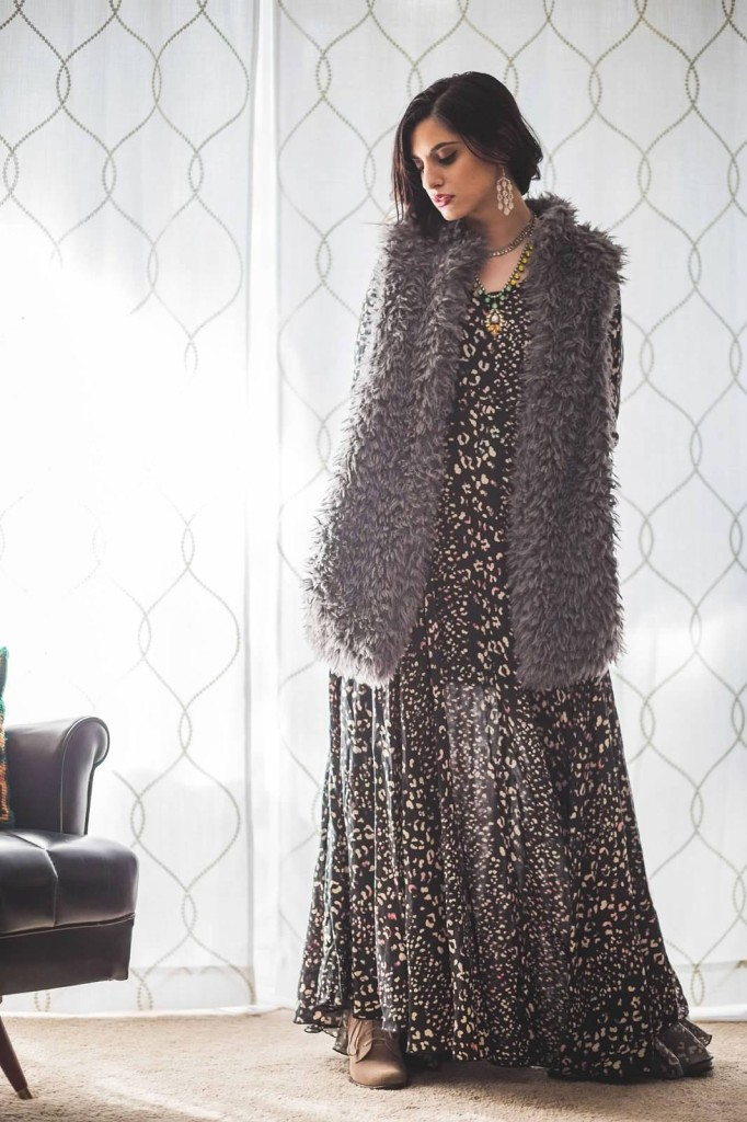 Boho glam outfit inspiration