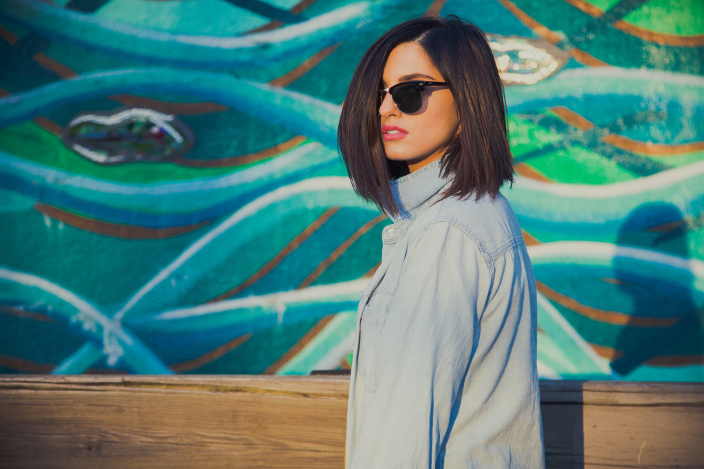 chic style blogger