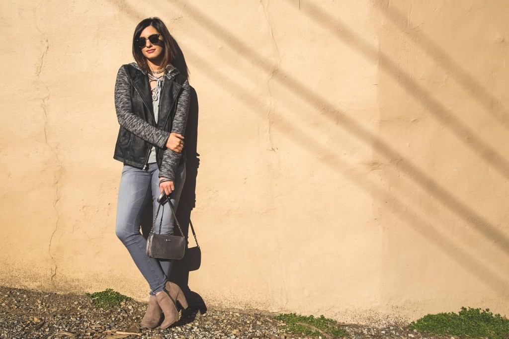 gray jean style tips