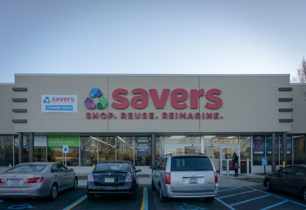 Savers Willow Grove store