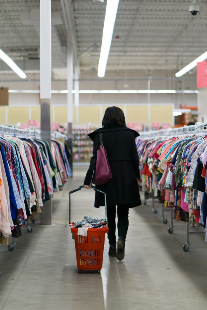 Savers thrift store PA