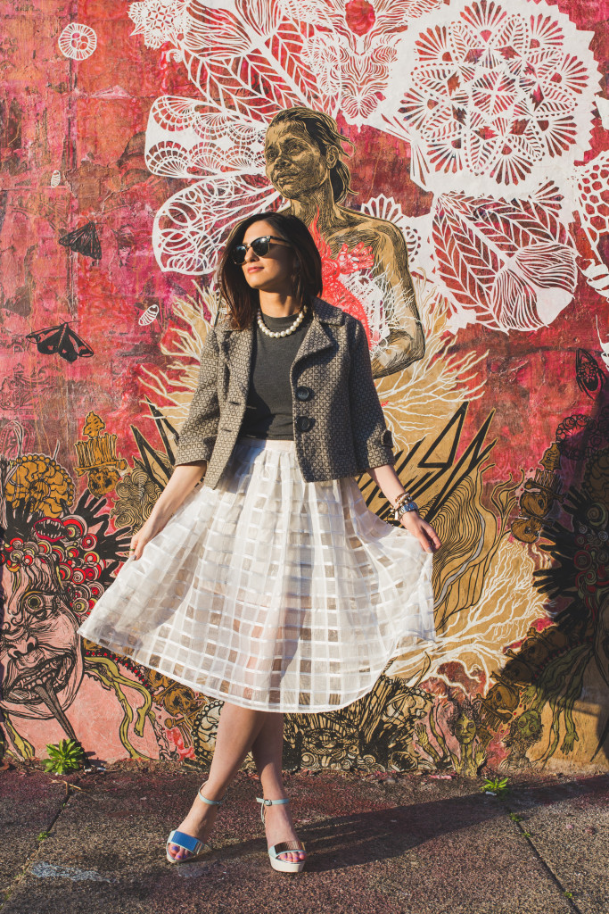 lifestyle blogger Jessie Holeva