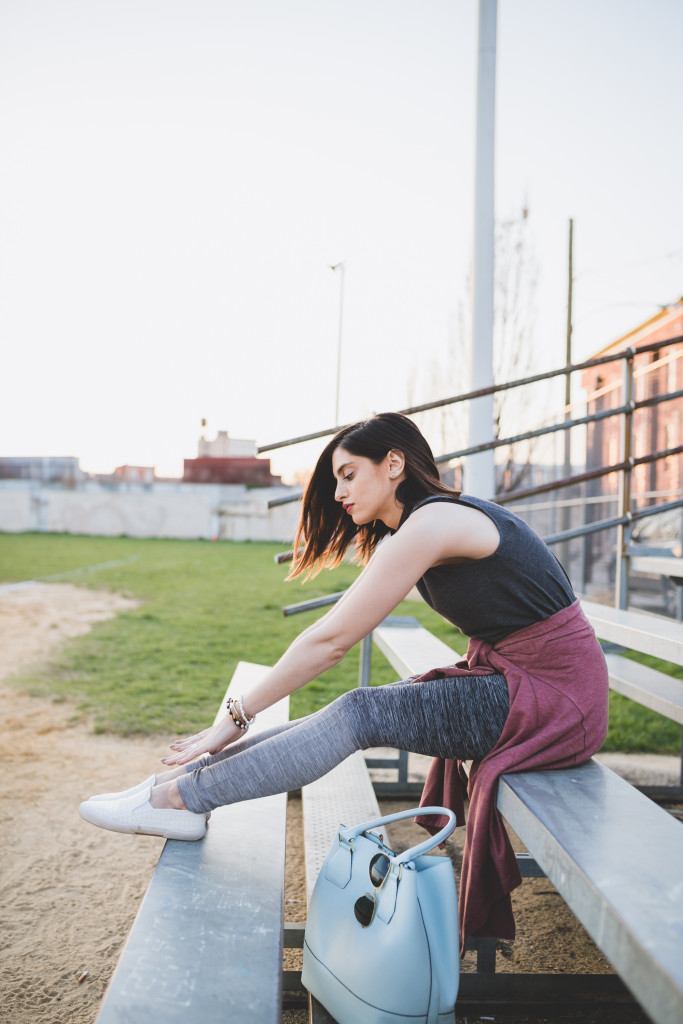 athleisure outfit inspiration