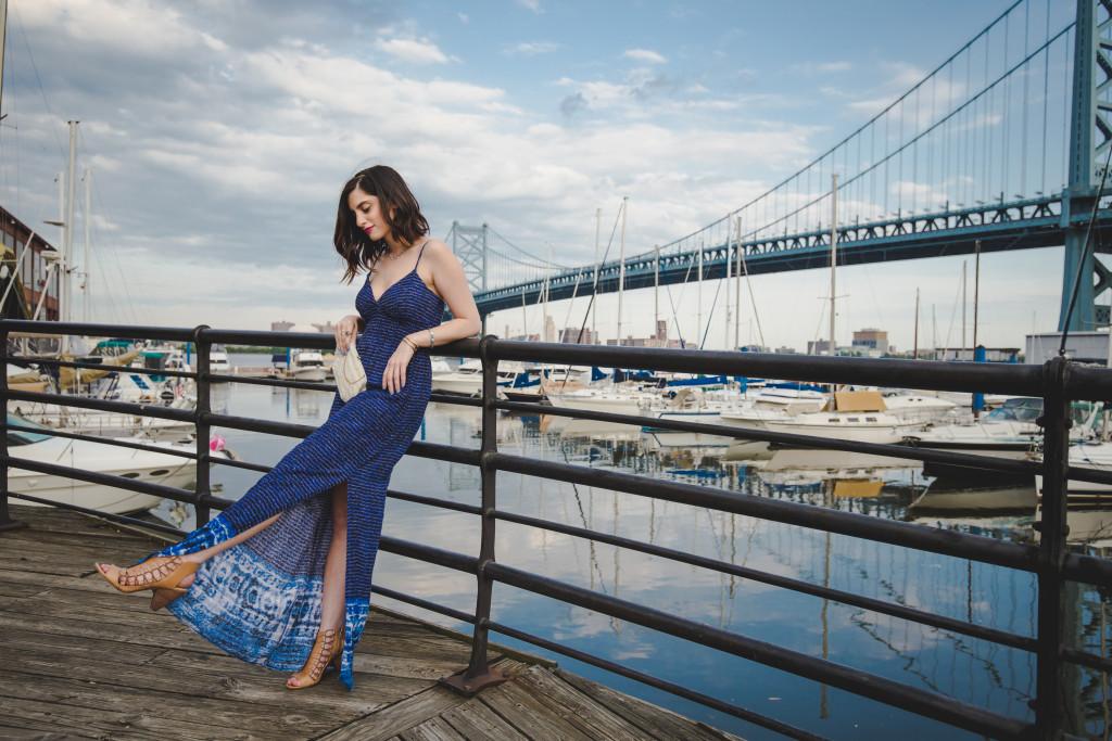 maxi dress style tips