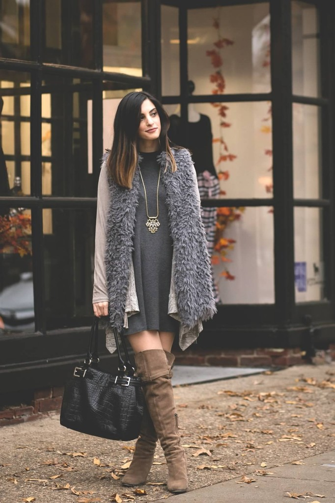 Fall:winter outfit idea