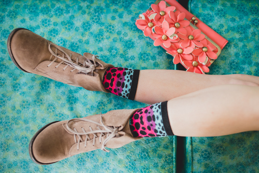 How to wear ankle boots in spring