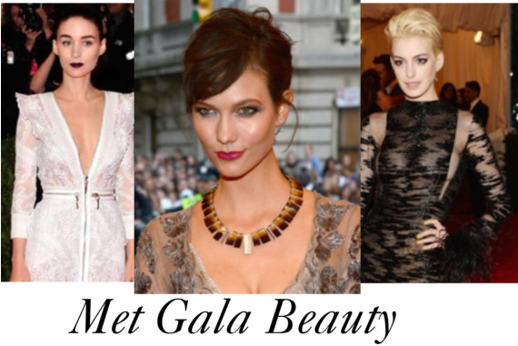 met gala beauty