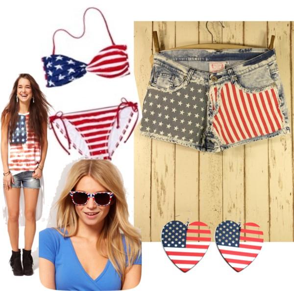 Flag Fashions 2012