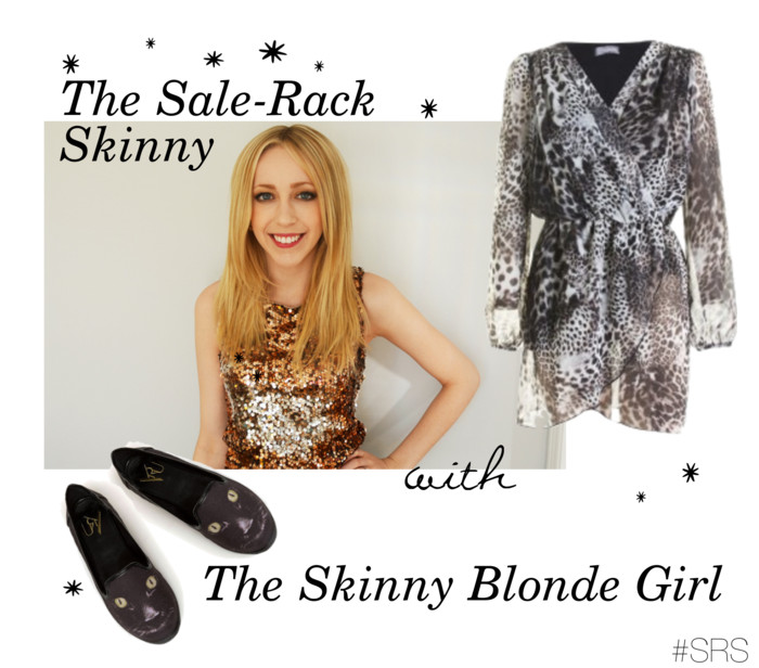 the sale rack skinny