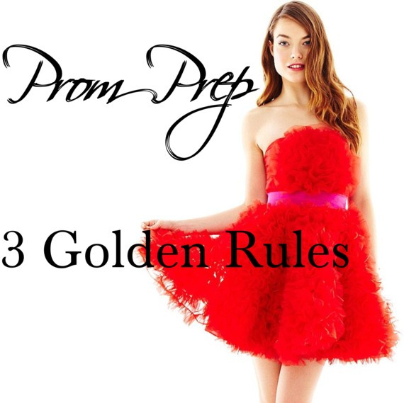 At-home tips to get ready for prom