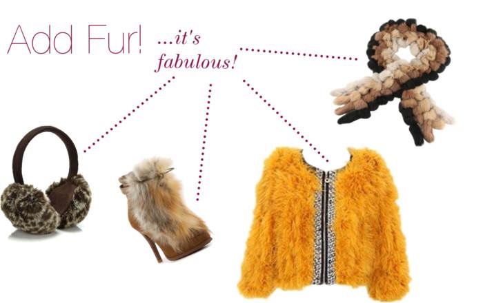 Fur Accents